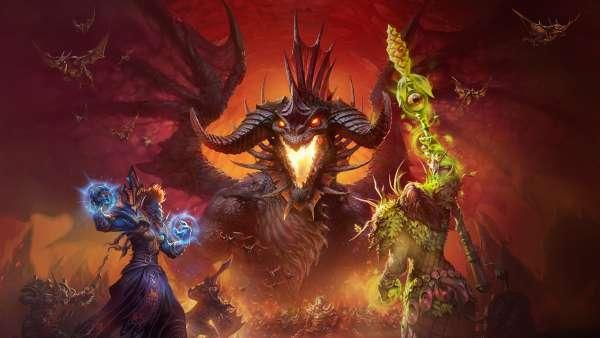 《魔兽世界》正式上线16周年!